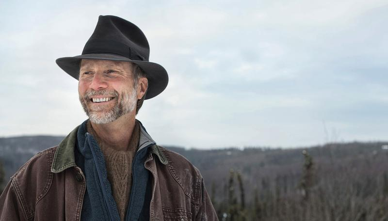 Composer John Luther Adams in Alaska