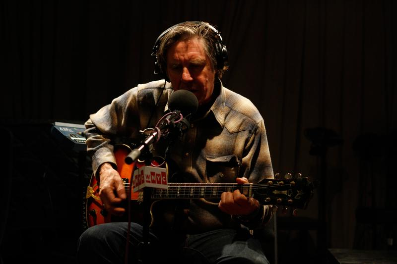 John Doe performs in the Soundcheck studio.