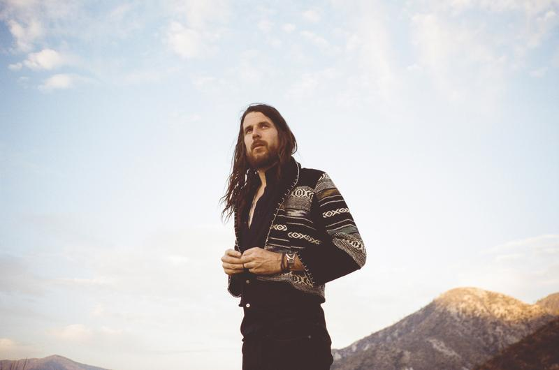 Los Angeles singer-songwriter Jonathan Wilson's new album is called Fanfare