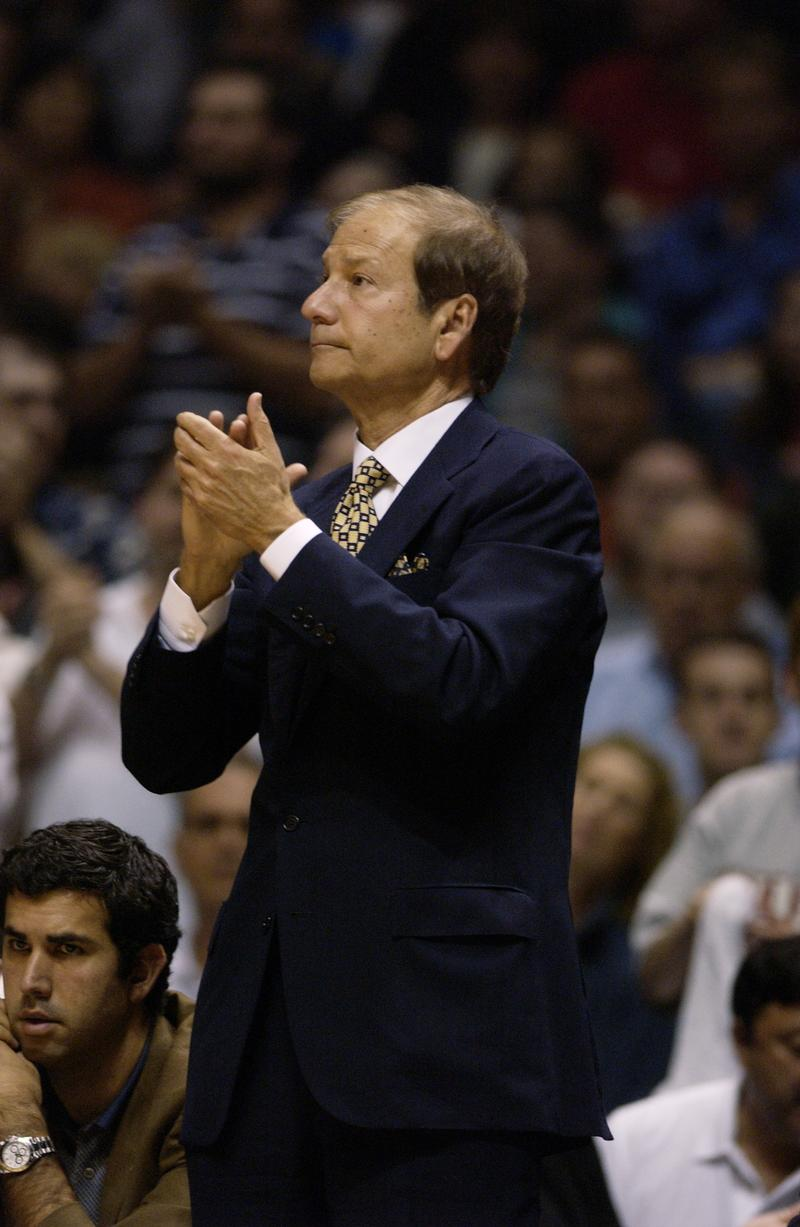 Former New Jersey Nets Owner Lewis Katz