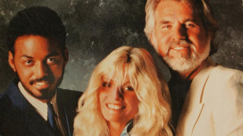 "Kenny Rogers' song ""What About Me?"" was a big hit in 1984, reaching No. 15 on the charts."