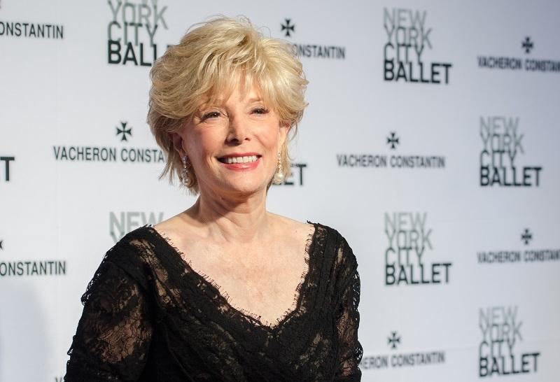 Journalist Lesley Stahl attends the New York City Ballet 2014 Spring Gala at David H. Koch Theater, Lincoln Center on May 8, 2014 in New York City.