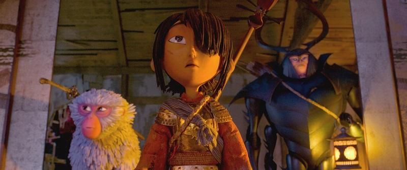 "A still from ""Kubo and the Two Strings."""