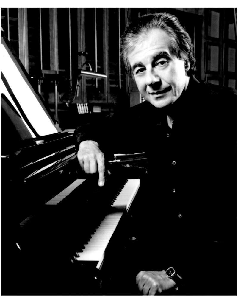 Composer Lalo Schifrin