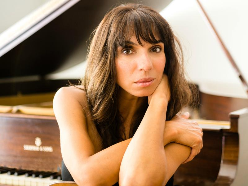 Pianist Lara Downes