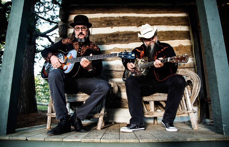'Four Foot Shack,' the new album from Les Claypool's latest project Duo de Twang, is out now.