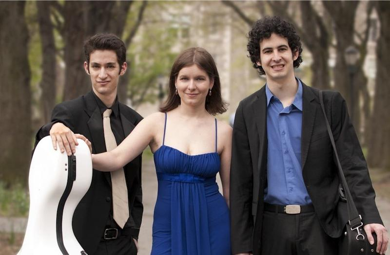 The Lysander Trio.