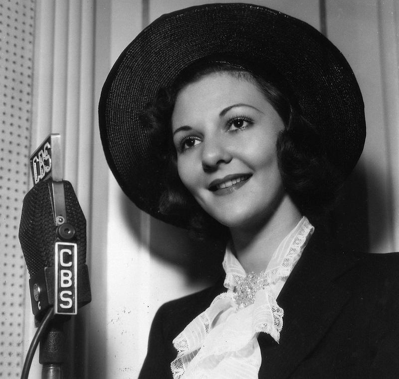 "Martin sang on CBS Radio in 1937, the year before she became an overnight sensation introducing ""My Heart Belongs to Daddy"" and essentially performing a striptease in Cole Porter's ""Leave It to Me!"""