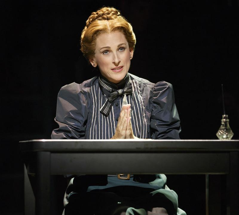 Marlee Matlin in The Deaf West Theater production of 'Spring Awakening.'