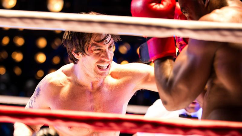 Andy Karl in 'Rocky'