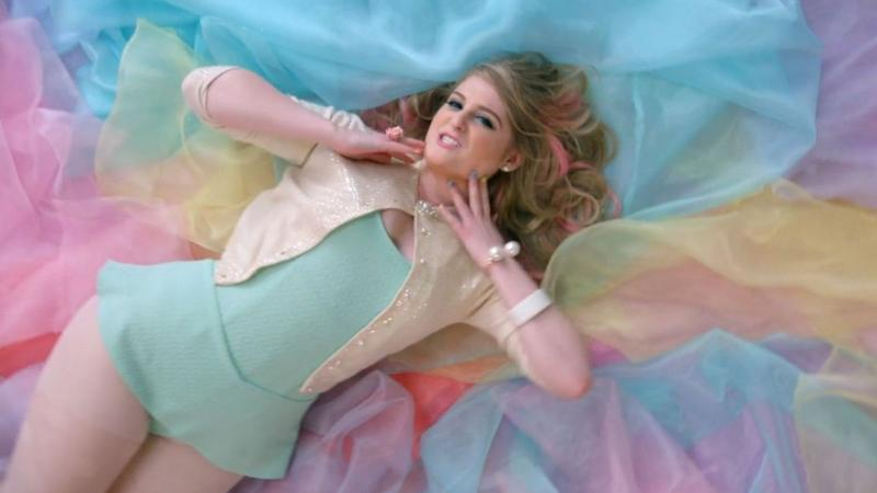 "Meghan Trainor's song ""All About That Bass"" is commanding the No. 1 spot on the Billboard Hot 100."