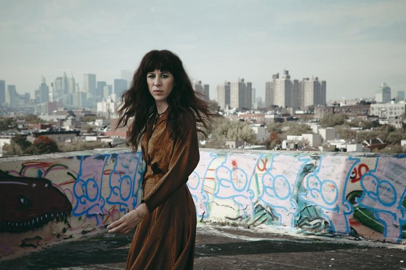 """Composer Missy Mazzoli, whose opera """"Breaking the Waves"""" has been received with widespread critical praise."""