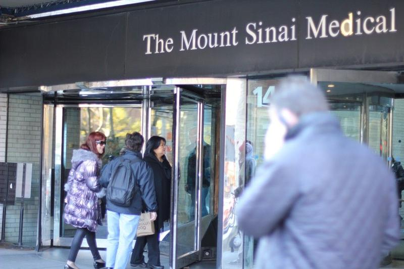 Mt. Sinai is one of eight hospitals New York State officials have designated as Ebola treatment centers