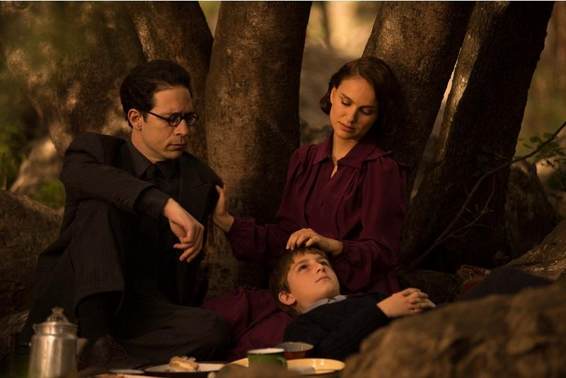 "Gilad Kahana, Natalie Portman and Amir Tessler star in ""A TALE OF LOVE AND DARKNESS"" a Focus World release."