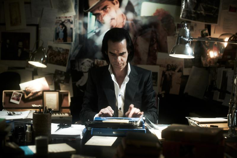 The new film 20,000 Days On Earth about musician Nick Cave, arrives in theaters in Sept.