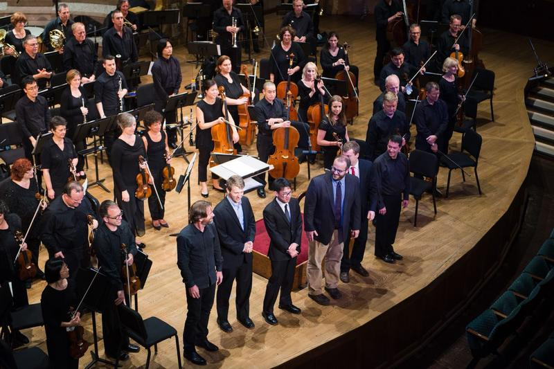 New Jersey Symphony Orchestra's Edward T. Cone Compositional Institute Concert at Princeton University