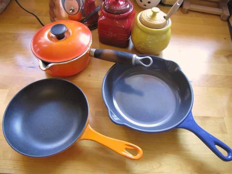 DuPont uses toxic chemicals to make non-stick pans.