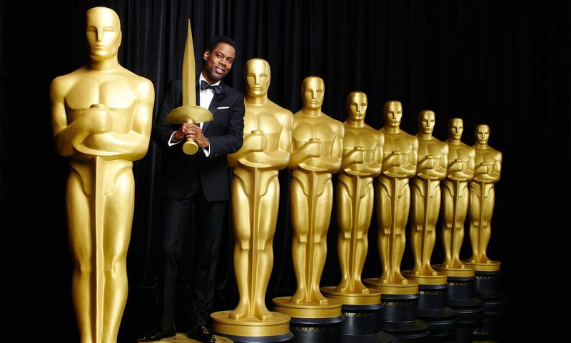 Chris Rock hosts the 88th Annual Academy Awards