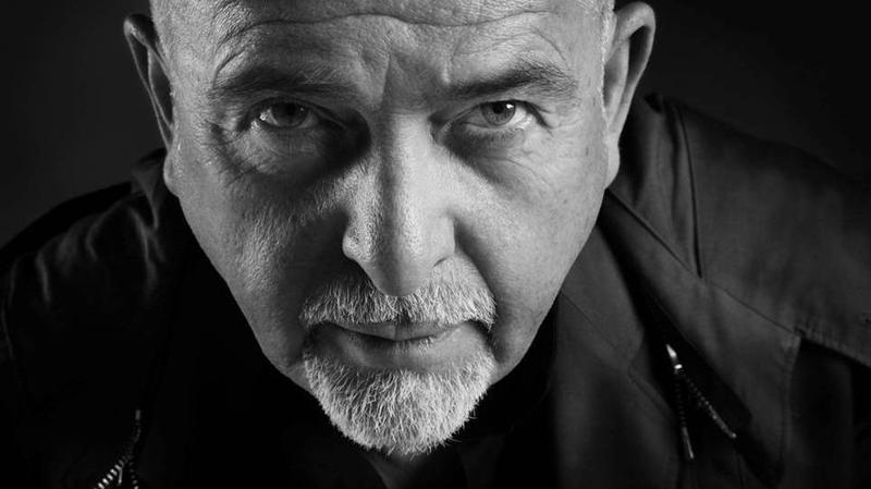 Peter Gabriel's most recent album is 'And I'll Scratch Yours.'
