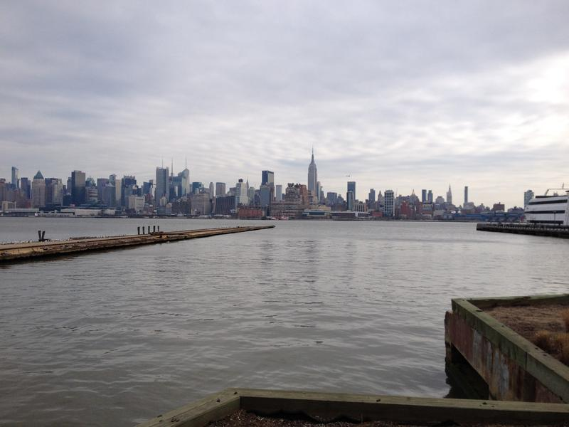 View of Manhattan from Hoboken