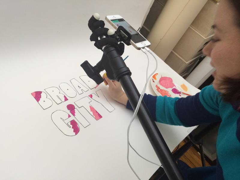 "Stop-motion artist Meagan Cignoli starts work on a Vine for the new Comedy Central series ""Broad City."" It takes her team anywhere from a few hours to a few days to create a single six-second Vine."