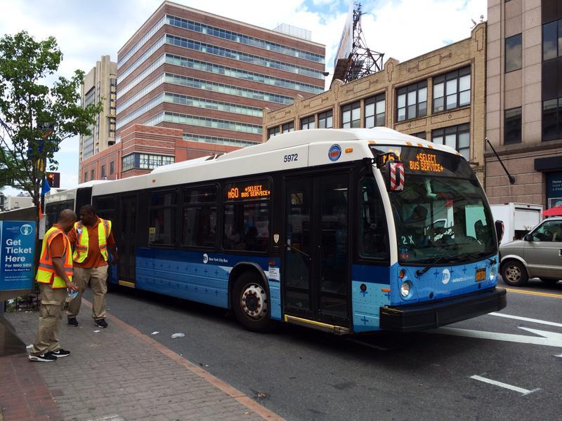 M60 select bus service