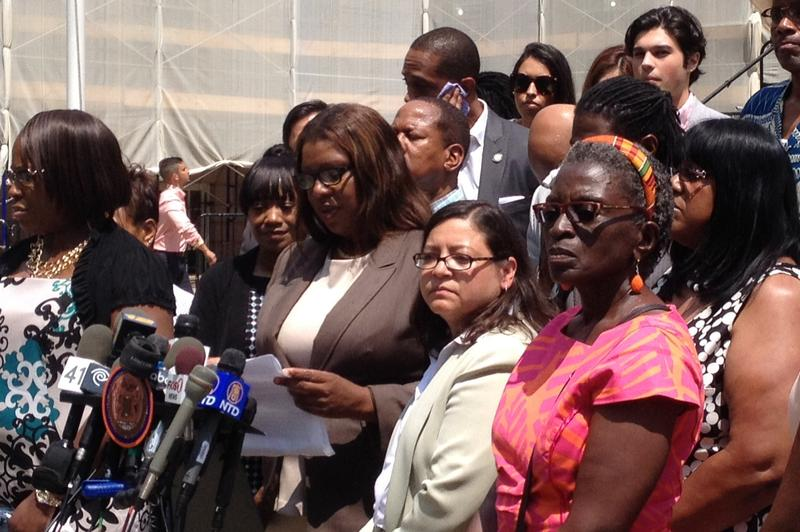 PA Leticia James calls for all police encounters to be videotaped