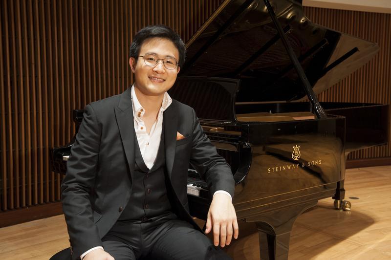 Pianist Yekwon Sunwoo
