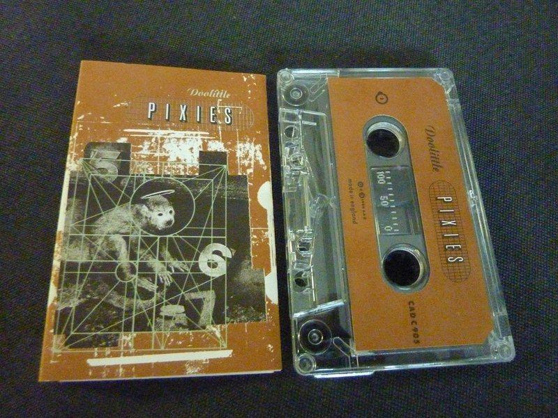 The Pixies Doolittle Cassette