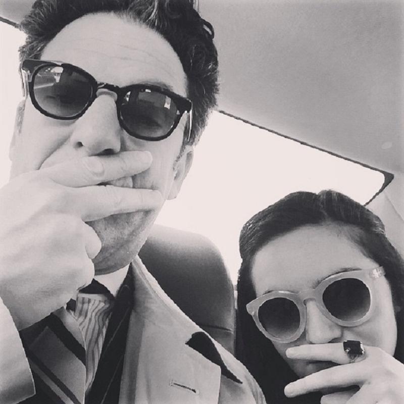 John Pizzarelli and Daughter Maddie