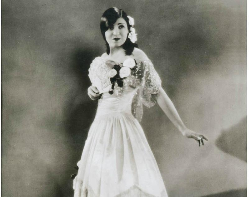 Rosa Ponselle in La Traviata