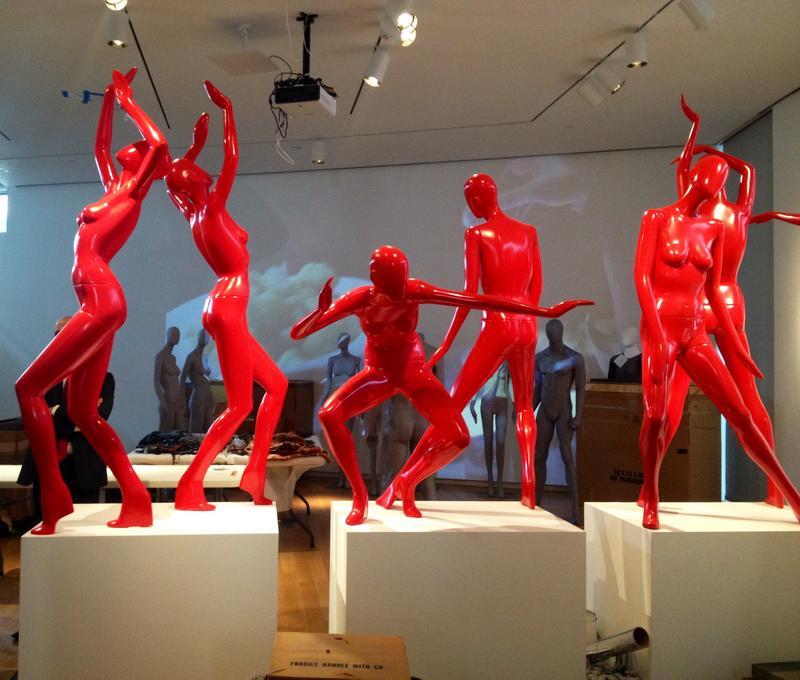 Ralph Pucci's Mannequins and NYC Makers: The MAD Biennial