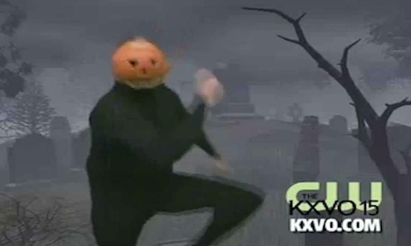 Since 2006, the KXVO Pumpkin Dance remains one of the best Halloween videos on the internet.