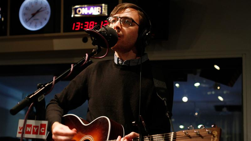 Real Estate performs in the Soundcheck studio.