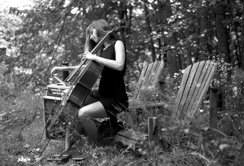Rebecca Foon, who is the Montreal-based cellist mastermind of Saltland