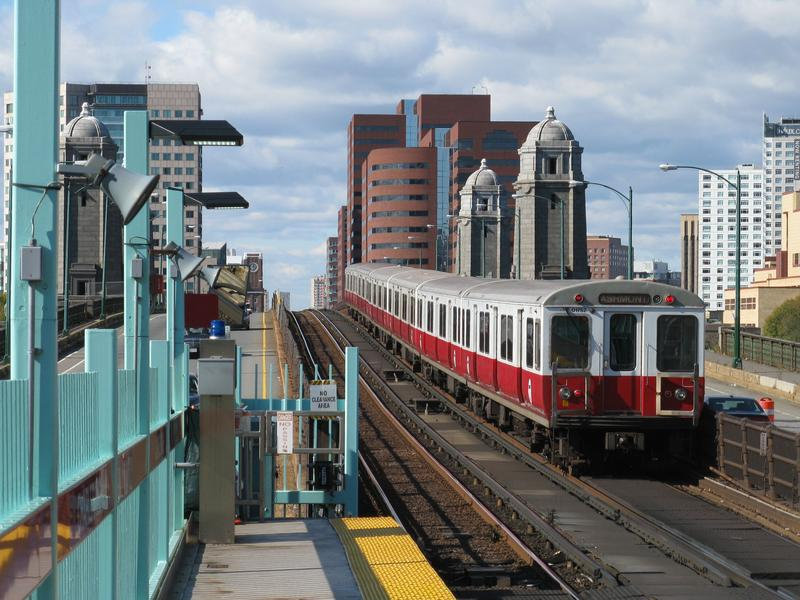 Boston's Red Line