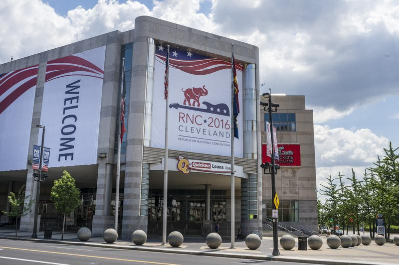 Corporate sponsors and Wall Street executives are staying away from the RNC and DNC.