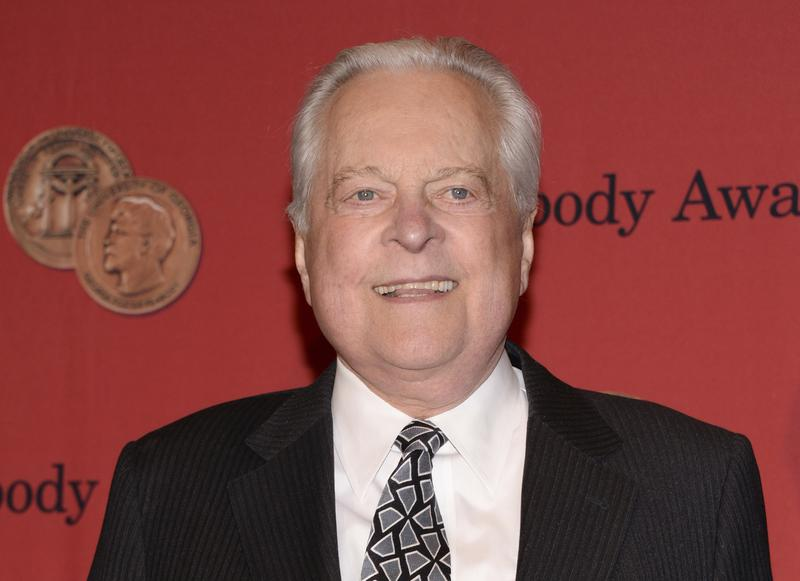 Robert Osborne attends the 73rd Annual George Foster Peabody Awards in New York
