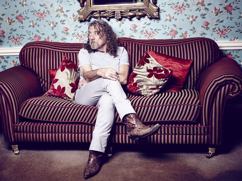 Robert Plant's new album, lullaby and... The Ceaseless Roar, is out now.