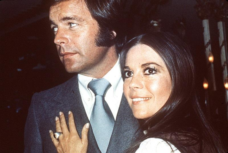 Natalie Wood and Robert Wagner. (1980)
