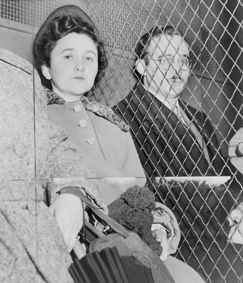 Julius and Ethel Rosenberg