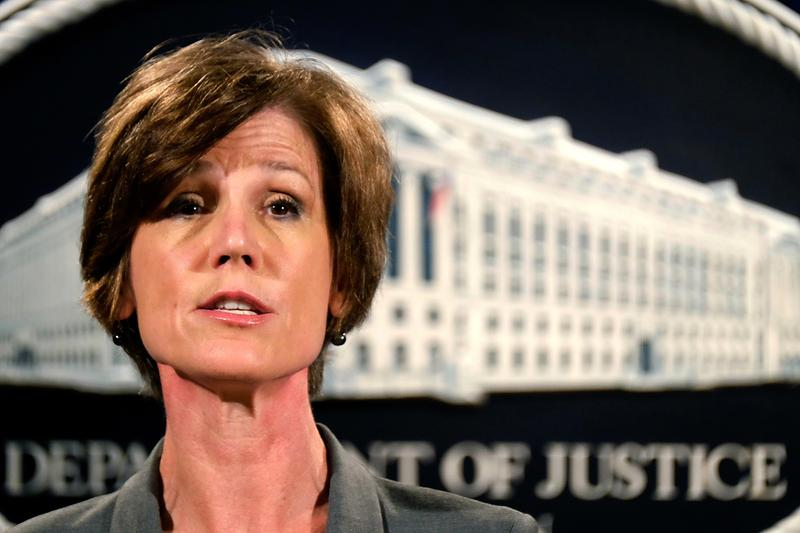 Three takeaways from the Senate hearing with Sally Yates, James Clapper