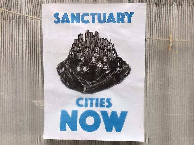 Sanctuary cities like New York are facing cuts in federal funding under the Trump Administration.