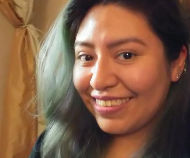 Sara Martinez says she wanted to go to Mexico for college, but worried about leaving her family.