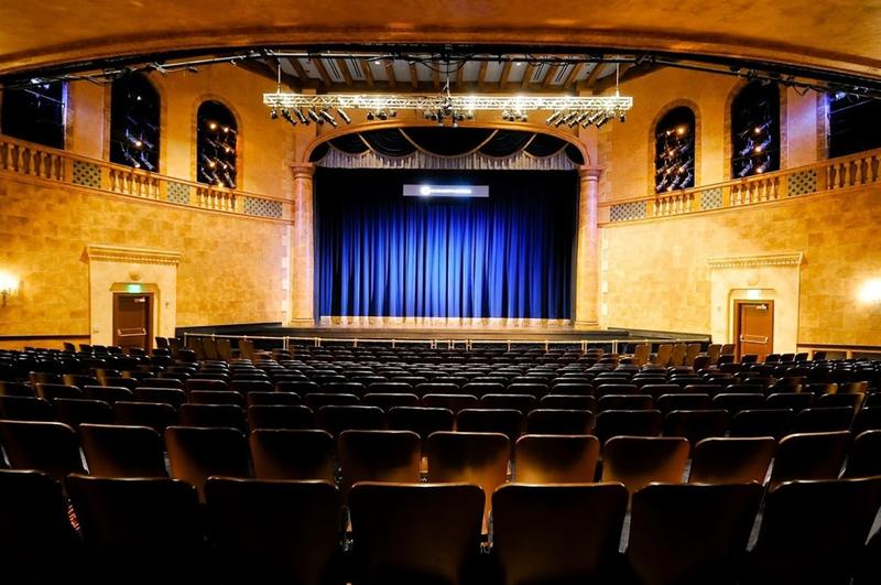Sarasota Music Festival takes place in the Sarasorta Opera House