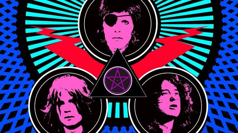 Peter Bebergal's new book is Season of the Witch: How the Occult Saved Rock and Roll.