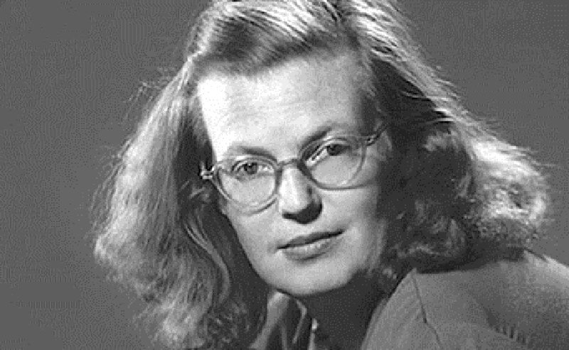 Shirley Jackson would have been 100 on December 14th.