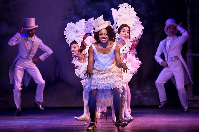 "Adrienne Warren and the company of ""Shuffle Along, or The Making of the Musical Sensation of 1921 and All That Followed"""