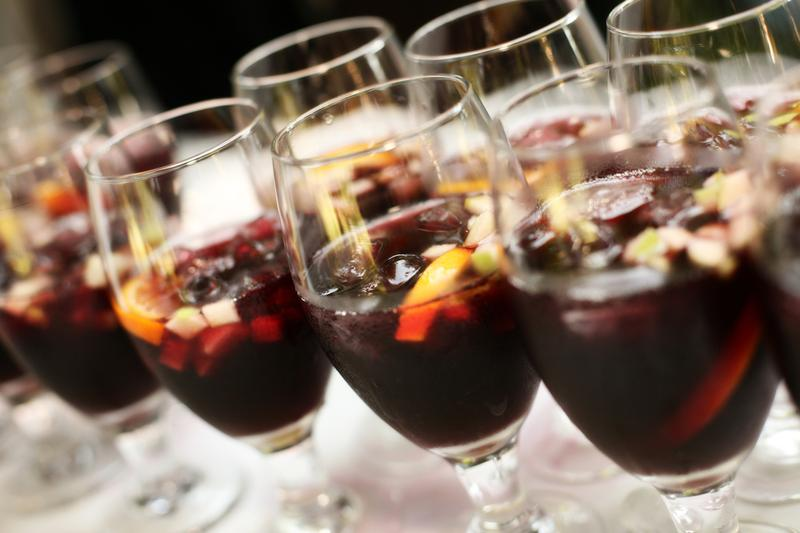 As it turns out, several Passover staples form the perfect base for sangria.