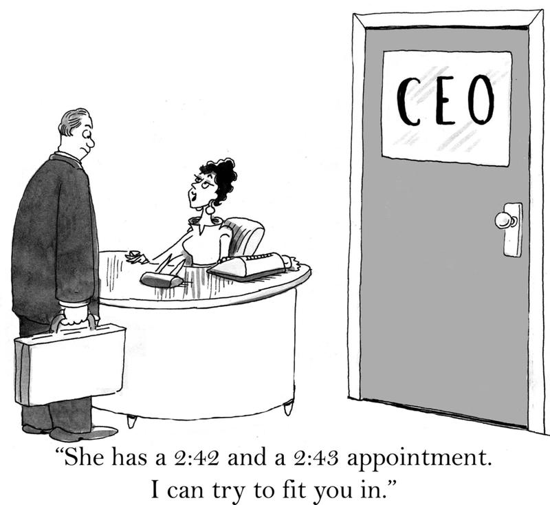 Executive Assistants hold the keys to corporate kingdoms; oft overlooked, they just might have the answers you're looking for.